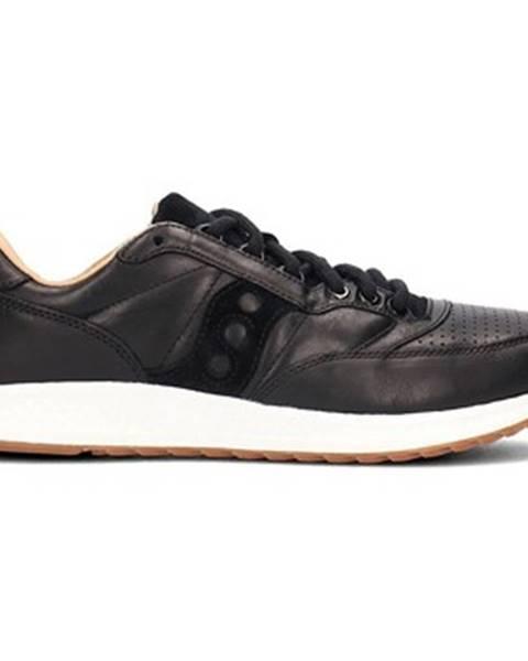 Čierne tenisky Saucony