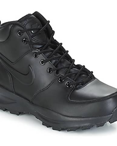 Čierne polokozačky Nike