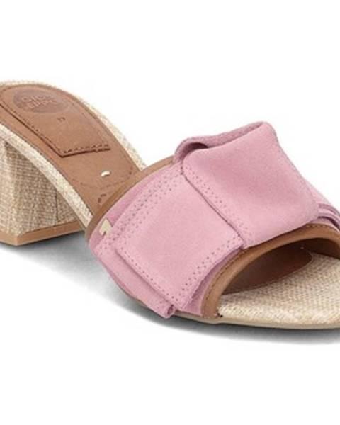 Ružové topánky Gioseppo