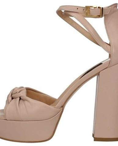 Hnedé topánky Andrea Pinto