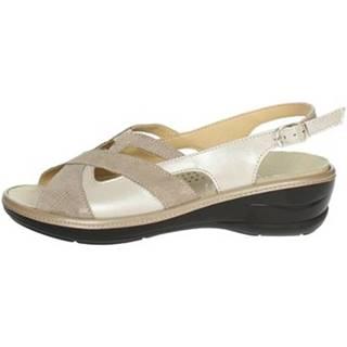 Sandále Novaflex  BORRIANA 001