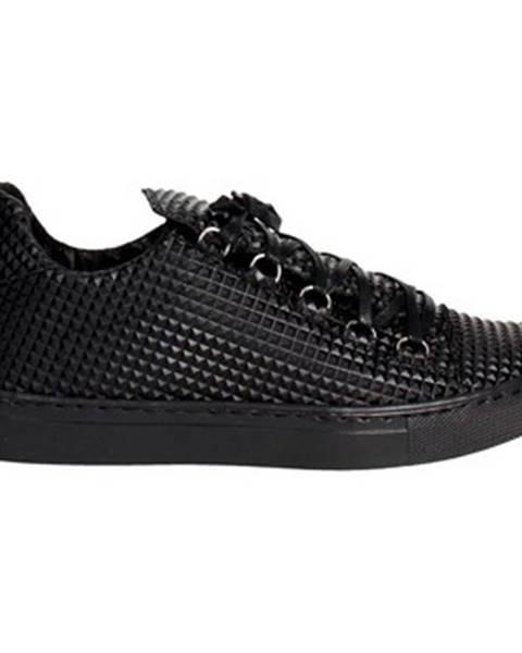 Čierne tenisky Esclusive