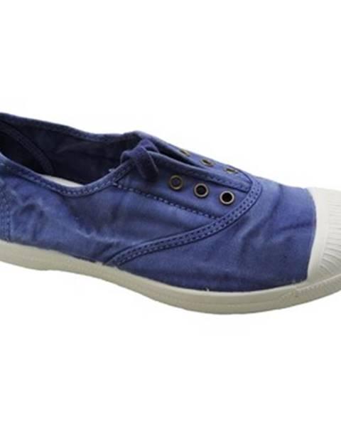 Modré topánky Natural World