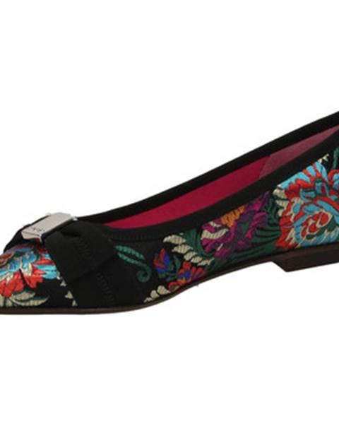 Čierne topánky Le Babe