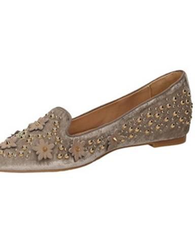 Béžové topánky RAS