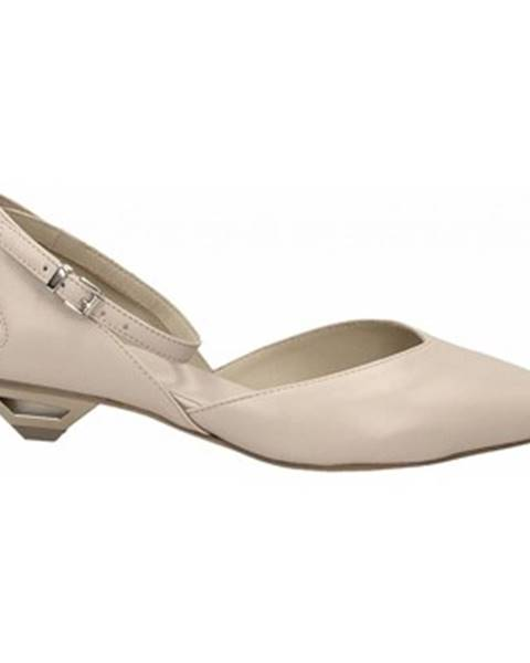 Biele topánky Vic
