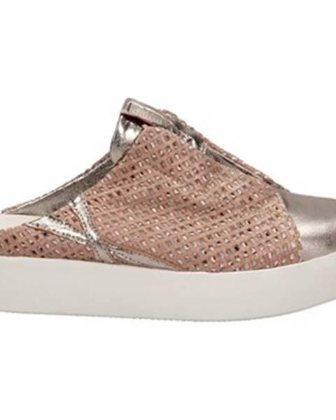Ružové topánky Andia Fora