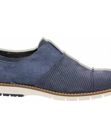 Modré topánky Eveet