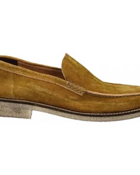 Žlté topánky Ton Gout