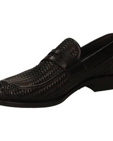 Hnedé topánky Brecos