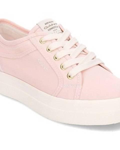Ružové tenisky GANT