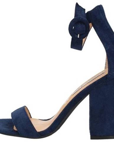 Modré topánky Francescomilano