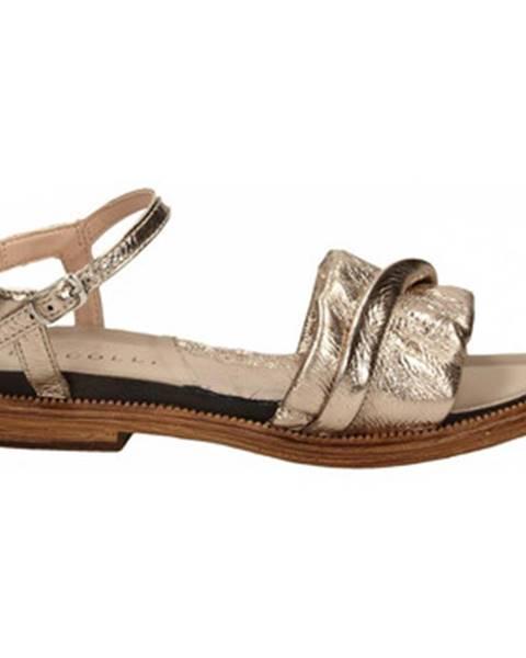 Zlaté topánky Fabbrica Dei Colli
