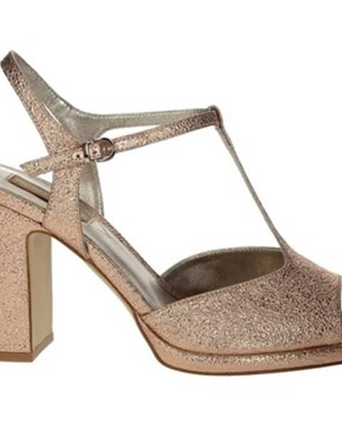 Ružové topánky Luciano Barachini