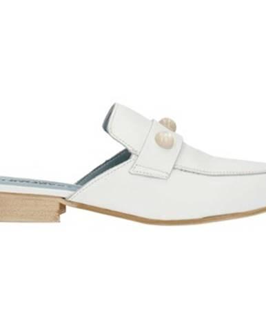 Biele topánky Albachiara