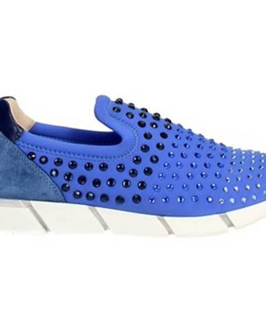 Modré topánky Florens