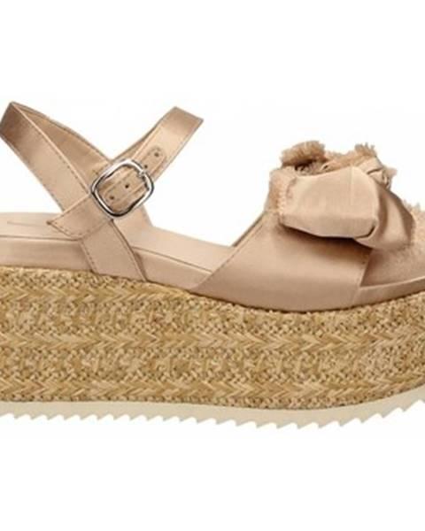 Béžové topánky Jeannot