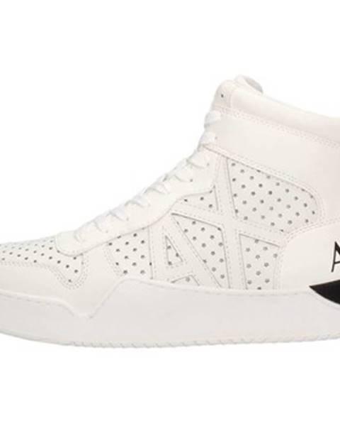 Biele tenisky EAX