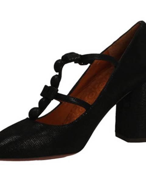 Čierne topánky Chie Mihara