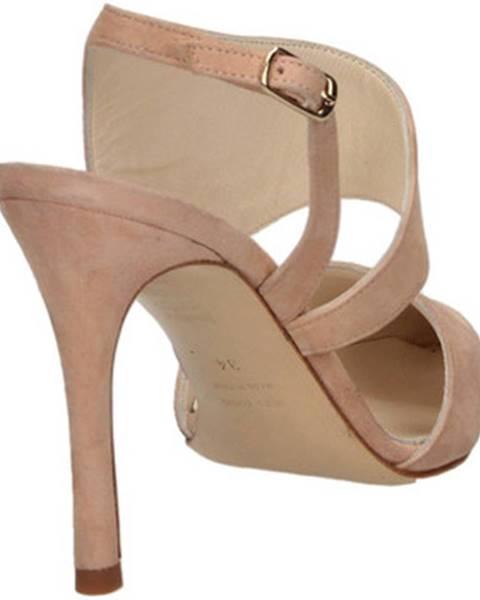 Béžové topánky Malù
