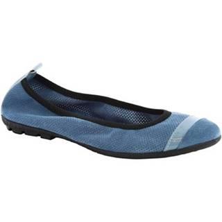 Balerínky/Babies Leonardo Shoes  5621 T/SOSIA CROSTA JEANS