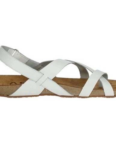 Biele topánky Yokono