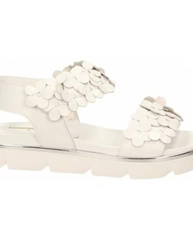 Biele topánky Jeannot