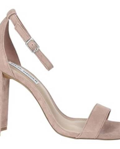 Ružové topánky Steve Madden