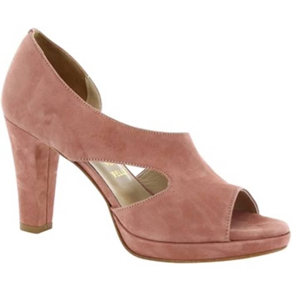 Leonardo Shoes Sandále Leonardo Shoes  138 CAMOSCIO ANTIC