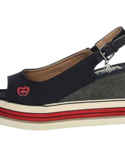 Čierne topánky Baci   Abbracci