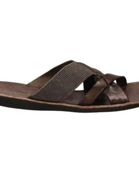Hnedé topánky Brador