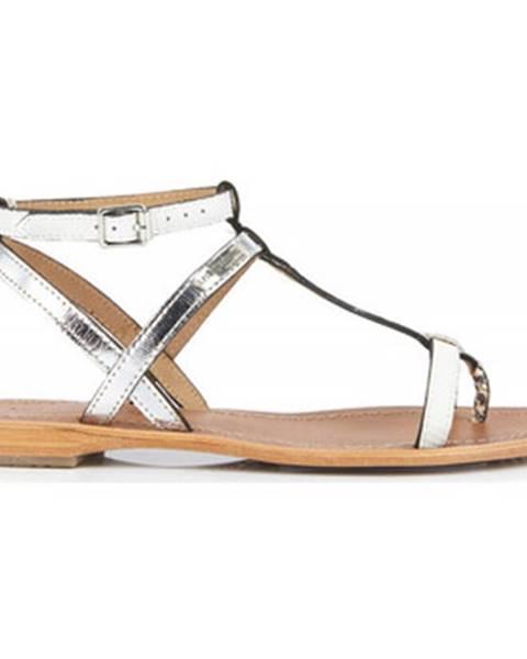 Biele topánky Les Tropéziennes par M Belarbi