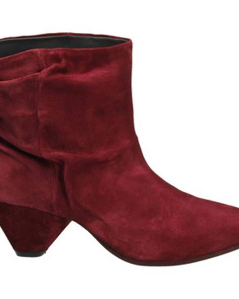 Fialové topánky Fiori Francesi