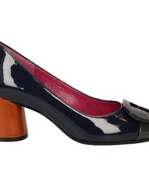 Viacfarebné topánky Le Babe