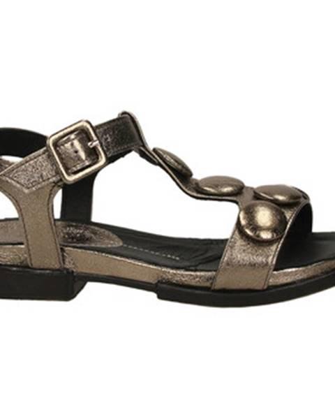 Hnedé topánky Fabbrica Dei Colli
