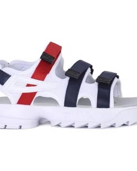 Viacfarebné športové sandále Fila