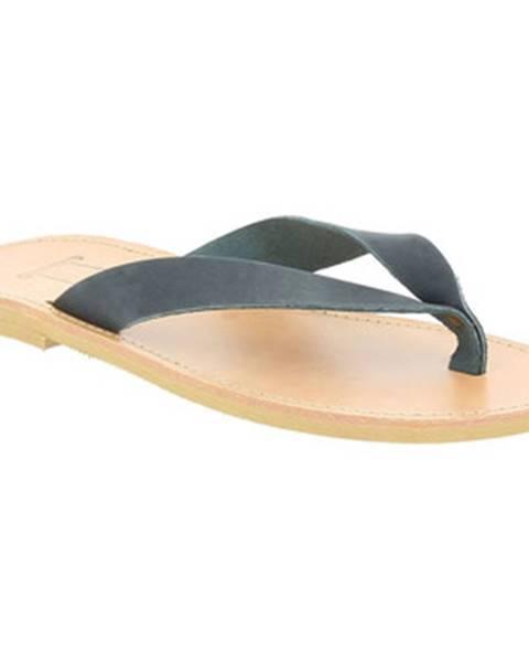 Čierne sandále Attica Sandals