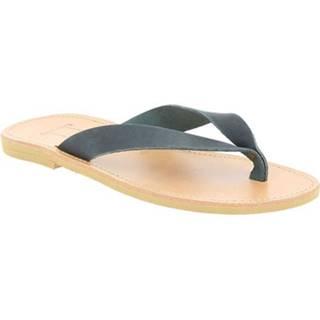 Sandále  HERMES NUBUCK BLACK