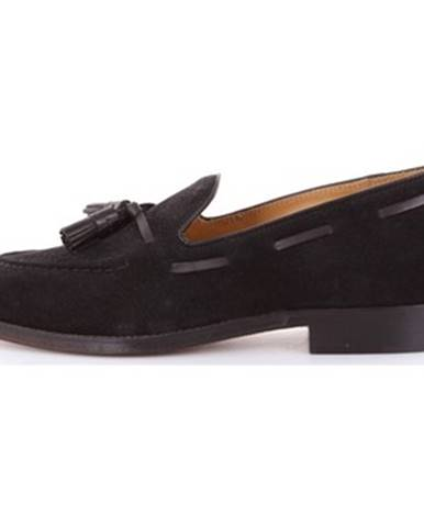 Čierne topánky Manifatture Etrusche