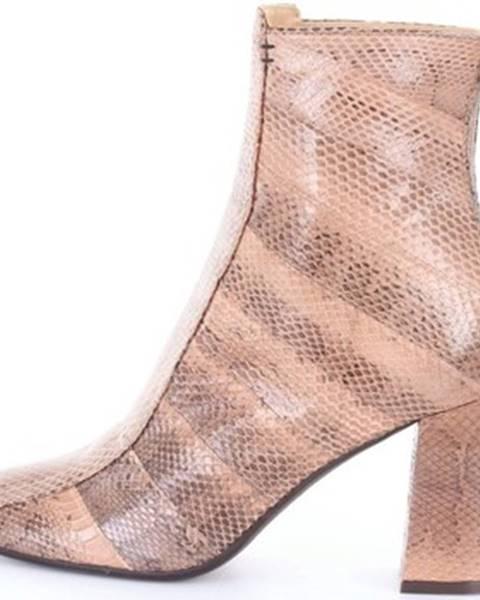 Viacfarebné topánky Maliparmi