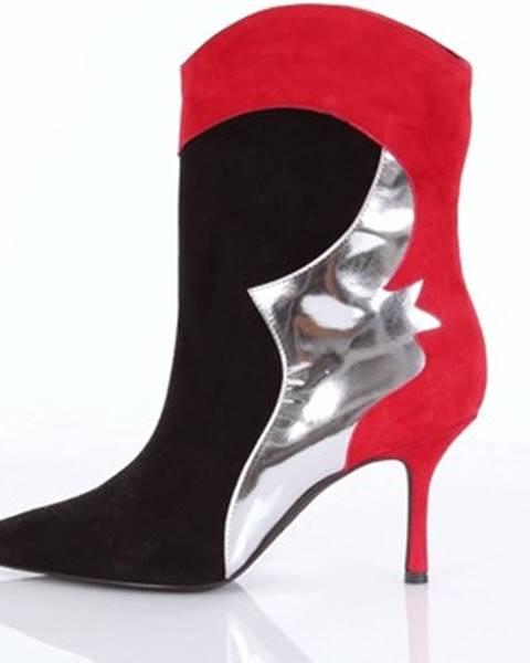 Viacfarebné topánky Marc Ellis