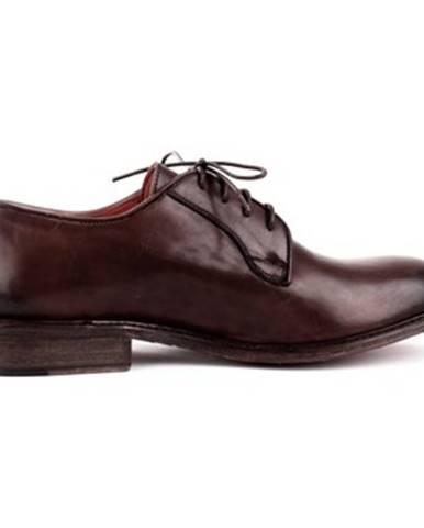 Hnedé topánky Officine Del Golfo