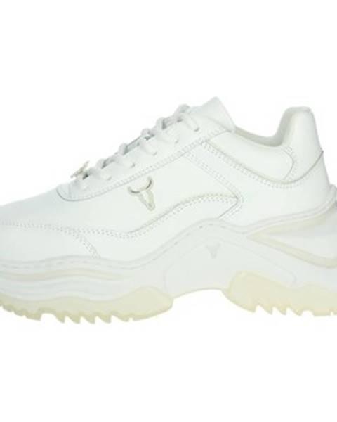 Biele tenisky Windsor Smith