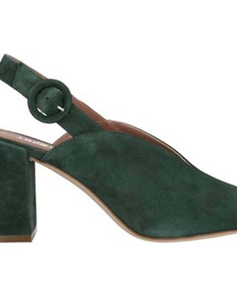 Zelené topánky Tres Jolie
