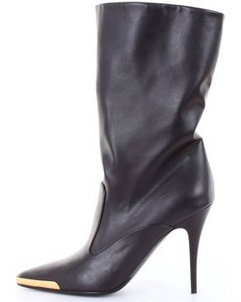 Čierne čižmy Stella Mc Cartney