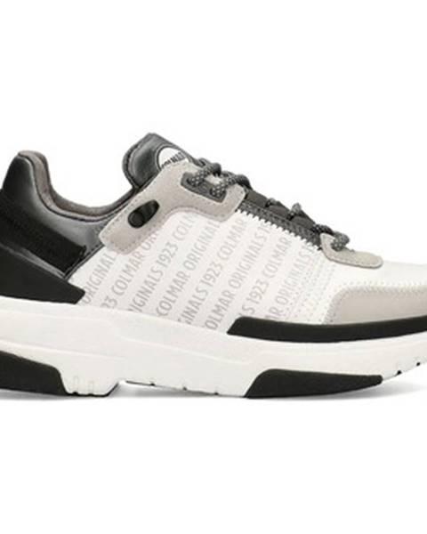 Viacfarebné topánky Colmar