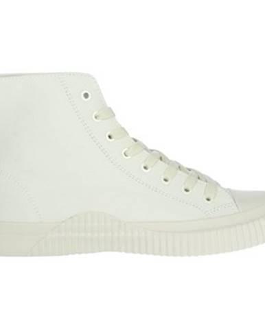 Biele tenisky Calvin Klein Jeans