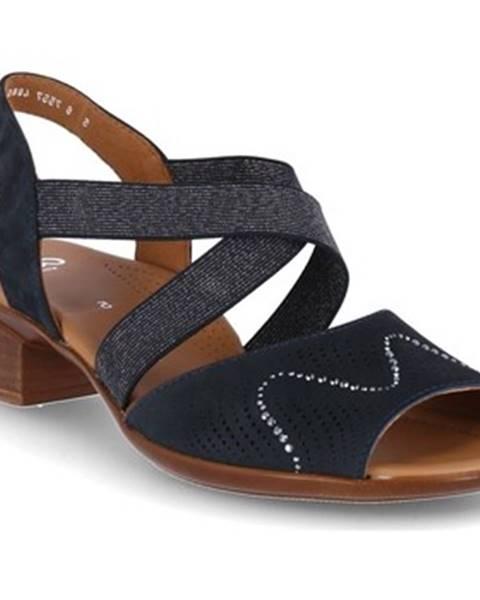 Viacfarebné topánky Ara