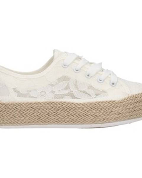 Biele topánky Energy