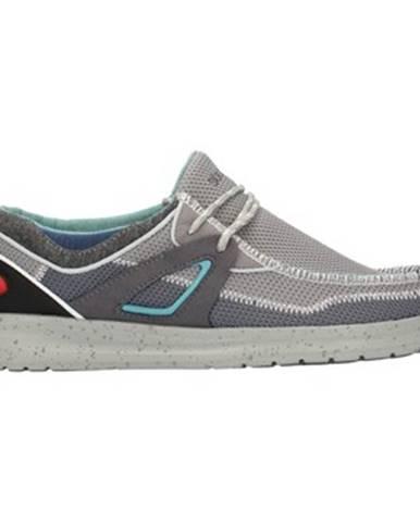 Viacfarebné topánky Hey Dude